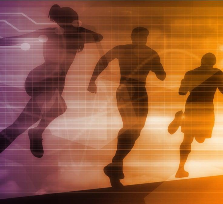 Viviendo el deporte en la arena virtual