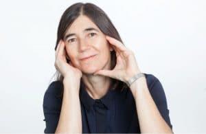 María Blasco, fotografiada por Amparo Garrido / CNIO.